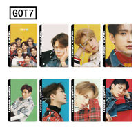 30pcs /set KPOP GOT7 EYES ON YOU Album Photo Card Poster Lomo Cards