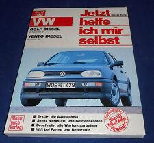 Jetzt helfe ich mir selbst - Golf Diesel ab Nov. '91 / Vento Diesel ab Jan. '92