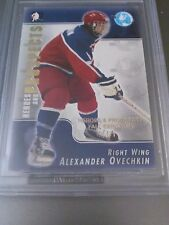 Alex Ovechkin 2004-05 ITG Heroes & Prospects Fall Expo 1/1 BGS 9 Mint