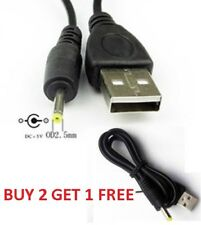 5v 2a Cable cargador usb para Coby Kyros MID7042 Android Tablet PC