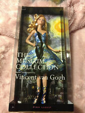 BARBIE Doll Inspired by Vincent van Gogh The Museum Collection Pink Label NRFB