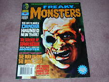 FREAKY MONSTERS magazine # 3