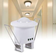 HG 360° Ceiling PIR Infrared Motion Sensor Detector Spotlights Downlights Switch