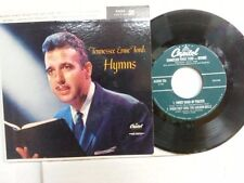 "TENNESSEE ERNIE FORD 45 RPM - EP ""Hymns Part 2"" w/ picture sleeve VG condition"