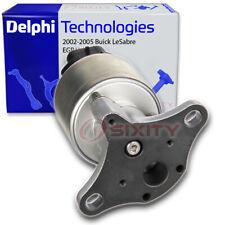 Delphi EGR Valve for 2002-2005 Buick LeSabre 3.8L V6 - Exhaust Gas hj