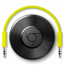 Google Chromecast Audio 2 Media music WIFI Wireless Streamer IOS Android UK plug