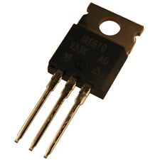 5 IRF610 Vishay Siliconix MOSFET Transistor 200V 3,3A 36W 1,5R TO220 850317