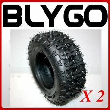 "2 X 13 x 5.00 - 6"" inch Tyres Tires Quad Dirt Bike ATV Gokart Scooter mini Buggy"