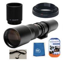 500mm / 1000mm Preset LENS KIT For Samsung NX10 NX100 NX300 NX3300 NX300M NX3000