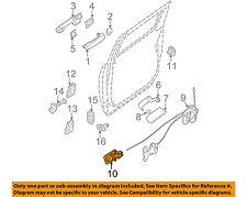 NISSAN OEM-Door Lock Knob Right 805957S000