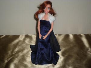 "1997 Anastasia 12"" Doll ""TOGETHER IN  PARIS ELEGANCE"" By Galloob EUC"