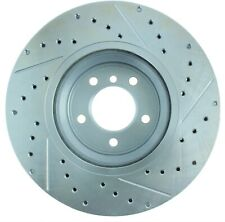 StopTech Disc Brake Rotor Front Right for BMW 335xi / 335i / 335d / 335is / X1