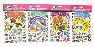 Kids Stickers & Sticker Set Album Boys Girls Children Activity Arts Sheet Craft