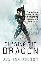 Chasing the Dragon: Quantum Gravity Book Four, Robson, Justina, 0575085630, New