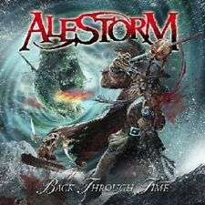 "ALESTORM ""BACK THROUGH TIME"" CD NEU"