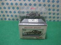 """Vintage  -  MERCEDES_BENZ 190 E 2.5 16V AMG """" Konig """" - H0 1/87 Herpa  M. Sport"""