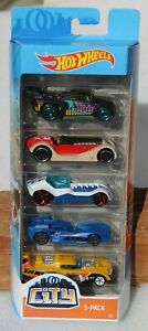 Hot wheels HW City 5 car Bassline, Brit Speed, Dieselboy FNQHotwheels FH527