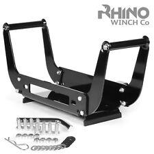 Portable Mounting Plate Heavy Duty Winch Rhino (8,000lb - 15000lb) 4x4, Off Road
