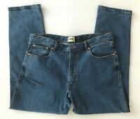Mustang Mens Blue Jeans 98% Cotton Size 102S Designed In Australia