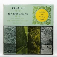 LOLA BOBESCO - VIVALDI the 4 seasons ORYX LP EX+