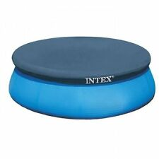 INTEX 366 Easy Set Abdeckplane Quick Up Pool Plane Poolplane Abdeckung , (K)