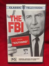 The FBI VHS Video Tape Classic Television
