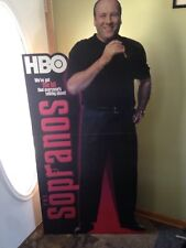 Tony The Sopranos HBO Stand  Up Cardboard