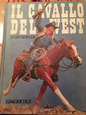 1981 ENZO BERNER - IL CAVALLO DEL WEST - PRESENT. DI ALBERTO GIUBILO