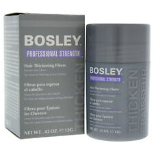 Bosley Unisex Haircare Hair Thickening Fibers - Medium Brown 0.42 oz Hair Care