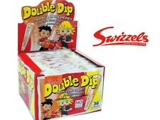 BOX OF 36 SWIZZELS DOUBLE DIP SHERBERT SWEETS PARTY BAG FILLER CANDY WEDDING