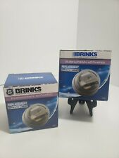 Brinks Dusk To Dawn Activated Replacement Photo Cell Set Of Two, New In Box