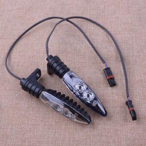 Fit For BMW HP4 S1000R S1000RR S1000XR 12V LED Turn Signal Indicator Light