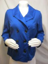 NWT Fashion Bug Royal Blue Peacoat Womens Plus Size 1X