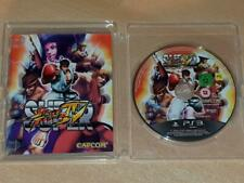 Super Street Fighter IV PS3 Playstation 3 (No Cover) **FREE UK POSTAGE**