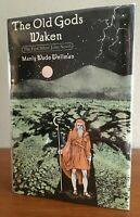 The Old Gods Waken. Manly Wade Wellman. 1979 1st Edition Silver John Sci Fi Book