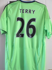 Chelsea Terry 26 2010-2011 Third Away Football Shirt Size Adult Large /8232