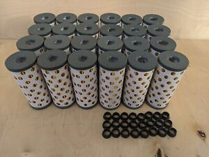 Oil filter (high quality) for URAL Gear Up Patrol (2010 to 2013) Lot of 24 psc.