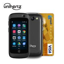 Unihertz Jelly Pro, Mini 4G Unlocked Smart Phone Android 7.0 Nougat Space Black