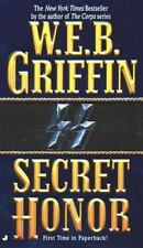 Secret Honor (Honor Bound) by W.E.B. Griffin, Good Book