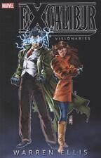 Excalibur Visionaries - Warren Ellis, Vol. 1