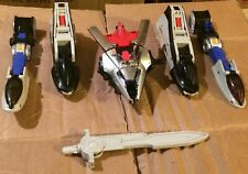 Power Rangers Time Force Megazord Bandai 2000