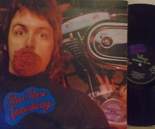 PAUL MCCARTNEY & WINGS - Red Rose Speedway ~ G/F VINYL LP + BOOKLET