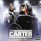 LIL WAYNE & JAY Z   The Carter Show  CD ALBUM   NEW - STILL SEALED
