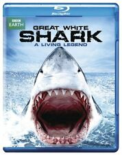 NEW - Great White Shark:A Living Legend(Blu-ray)