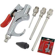 Neilsen Air Blow Gun Compressed Line Duster Nozzle Tool Compressor Kit