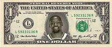 Golden State Warriors Kevin Durant 2017 MVP Dollar Bill