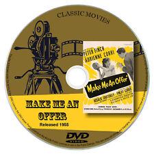 Make Me an Offer (1955) - Peter Finch, Adrienne Corri, - Comedy DVD