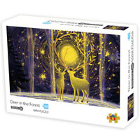 Jigsaw Puzzles 1000 pieces Assembling Puzzles Toys for Adults Kid Game Cute Deer