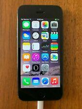 Apple iPhone 5 - 12GB - Black USED Unlocked