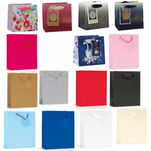 Luxury Small Shop Carrier Present Gift Bags Events Bag Wedding Birthday